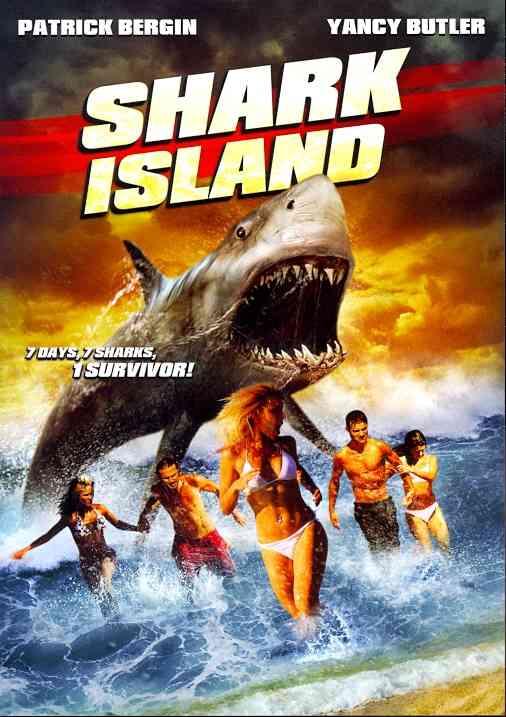 SHARK ISLAND BY BERGIN,PATRICK (DVD)